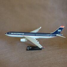 1/200 US Airways Airbus A330-300 Airplane Desktop Display Model