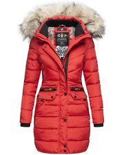 Navahoo Women's Winter Jacket Outdoor Quilted Warm Parka Coat Paula New