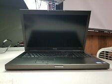 """New listing Dell Precision M6600 17.3"""" i7 2nd Gen 8Gb Ram No Hdd No Battery No Boot Parts"""