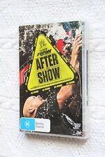 WWE - Best Of RAW - After The Show (DVD, 2014, 3-Disc) R-4, Like new, free post