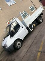 * 08 SMITH ELECTRIC FORD TRANSIT TIPPER CHASSIS CAB *ONLY 9632 MILES* BARN FIND