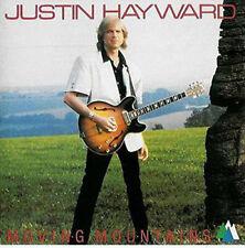 Justin Hayward : Moving Mountains CD (2017) ***NEW*** FREE Shipping, Save £s
