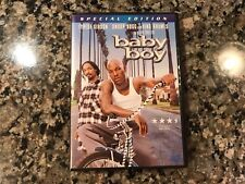 Baby Boy Dvd! 2001 Coming Of Age! 8 Mille South Central Slam Back In The Day