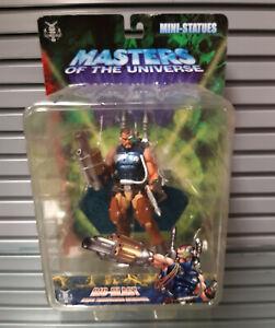 "NECA Masters of the Universe 200x Rio Blast Statue 6"" figure, motu, he man"