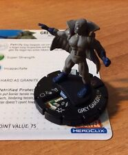 HeroClix Secret Invasion #010 GREY GARGOYLE  MARVEL