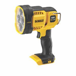 Dewalt LED Spotlight Torch Cordless DCL043-XJ 18V Li-Ion XR Body only