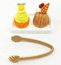 Re-ment mini figure Food Sample Cake Shop Bakery #1 Mont Blanc US seller New