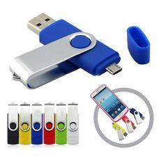 64gb 128gb 256gb OTG USB 2.0 Flash Drive Memory Thumb Key Stick Pen Storage 512gb