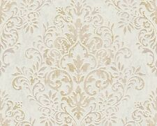 Vlies Tapete as Jette 4 33924-4 Barock Ornamente weiß gold