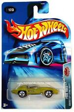 2004 Hot Wheels #173 Pride Rides Corvette Sting Ray china base