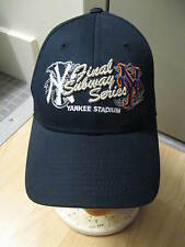 New York Yankees Mets Yankee Stadium Subway Series 2008 New Era Baseball Cap Hat