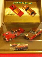 SCALEXTRIC Slot Car C2981A Alan Mann Racing Ltd Ed Pack 1913/3000