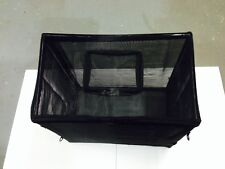 REPTILE MESH CAGE(22X14X17.5)GREAT FOR CHAMELEONS AND ASST FROGS /CARRY CASE