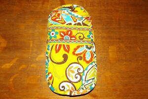 Vera Bradley  Eye glasses holder(holds) Double pair Provencal cotton