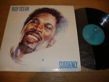 Billy Ocean - Suddenly - LP Record   EX EX
