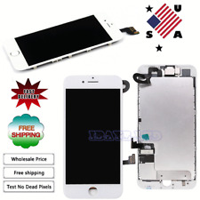 For iPhone 7 Plus 6 /7 LCD Screen Touch Display Digitizer Replacement Button#