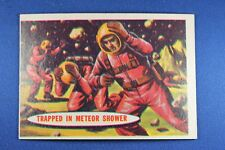 1957 Topps Space Cards - #39 Trapped On Meteor Shower - Excellent++ Condition