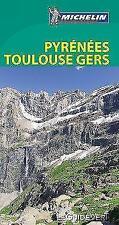 Michelin Le Guide Vert Pyrénnées Toulouse Gert von Guide vert français (2018, Gebundene Ausgabe)