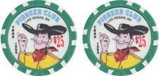 Fantasy Chip - Pioneer Club $25 Casino Las Vegas Nevada FREE SHIPPING *