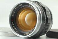 【 EXC+5 】 Fuji Fujinon L 5cm 50mm f/2 L39 Leica Screw Mount Lens from JAPAN 2019