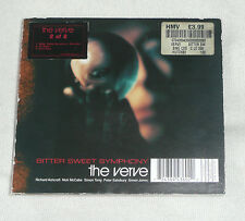 The Verve Bitter Sweet Symphony Extended Version 3 Track CD Single FREE POSTAGE