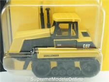 CAT CHALLENGER 85C MODEL TRACTOR BULLDOZER 1/64 SCALE YELLOW EXAMPLE T3412Z(=)