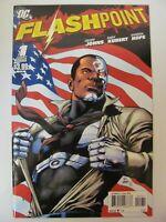 Flashpoint #1 2 3 4 5 Complete DC 2011 Series 1st app Thomas Wayne Batman 9.4 NM