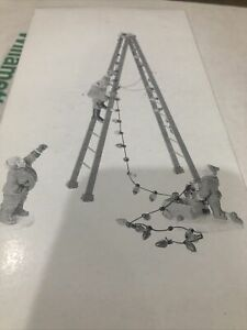 DEPT 56 TOWN TREE TRIMMERS #55662