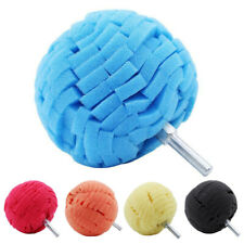 Supplies Sponge Ball Care Equipment For Car Cleaning Coating Automotive