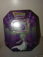 Pokemon GARDEVOIR Collector Tin 3 TCG 10 Card Booster Packs SEALED NEW