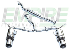 Subaru Forester 2008-2018 SH SJ Non-Turbo Performance Exhaust System