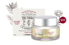 [USA SELLER] The Face Shop The Therapy Secret-Made Anti-Aging Cream 50ml