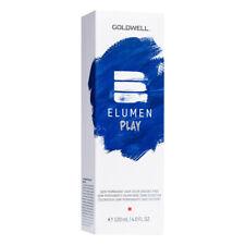 Goldwell Elumen PLAY@BLUE Blau ocean blue 120ml, mehr Glanz und Farbecht
