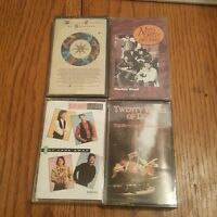 The Nitty Gritty Dirt Band Cassette Lot Brand New Sealed - Circle 2 Workin Band