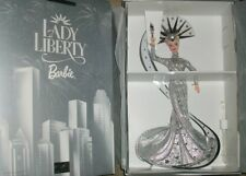 2000 Limited Edition Lady Liberty Barbie Bob Mackie