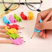 10x pencil grip kid Children Hand writing Correction Aid pen posture hold help