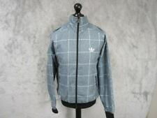 """MENS CHILE 62 LINED ZIPPED TRACKSUIT JACKET ADIDAS 42-44"""" CHEST / REF 9685"""