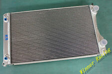 Aluminum Radiator For Audi V8 4C 3.6/4.2 Quattro 1988-1994 1993 1992 AT 50mm