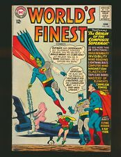 World's Finest Comics # 142 - origin Composite Superman VG/Fine Cond.