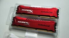 DDR 3 Hyper x Savage 8 GB Ram Riegel