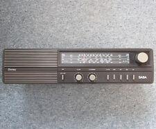 SABA DONAU S Radio Rundfunkempfänger Tuner UKW, MW, KW, LW Tischgerät 1983-1985