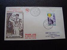 OCEANIE - enveloppe 1er jour 17/12/1952 (B12)