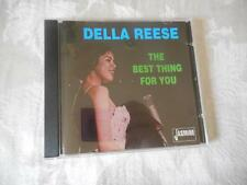Della Reese The Best Thing For You CD Jasmine LIKE NEW 1996