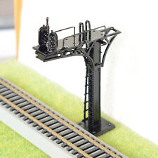 1 x HO / OO scale LED Cantilever Signal Bridge tower 2 direction single Track #B