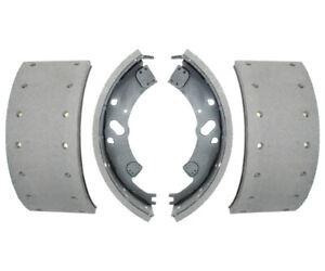 Drum Brake Shoe-Element3; Organic Rear Raybestos 381PG