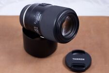 Tamron SP 90mm f/2.8 VC Di USD 1:1 Macro Lens, F017 version, Canon EF Mount