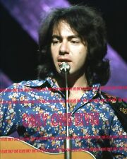 """NEIL DIAMOND in ENGLAND 1972 16x20 Deluxe Photo """"LIVE ON STAGE"""" PREMIERE RELEASE"""