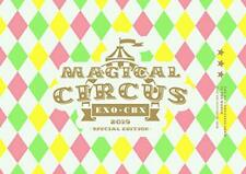 2019 EXO-CBX MAGICAL CIRCUS 2 DVD Special Edition Photobook NEW