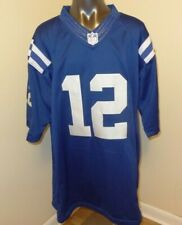 Indianapolis Colts Andrew Luck Stitched Sewn Nike On Field Jersey Extra Large