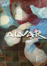 Alvar by Francesc Miralles and Miquel Alzueta (1993, hb,signed limited)